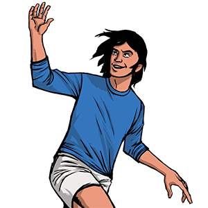 Flick Kick Football Kickoff messages sticker-1