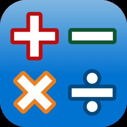 Math games for kids - AB Math messages sticker-0