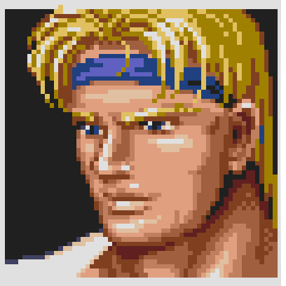 Streets of Rage 2 Classic messages sticker-1