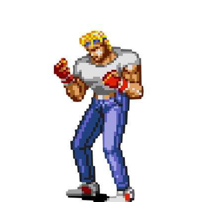 Streets of Rage 2 Classic messages sticker-6