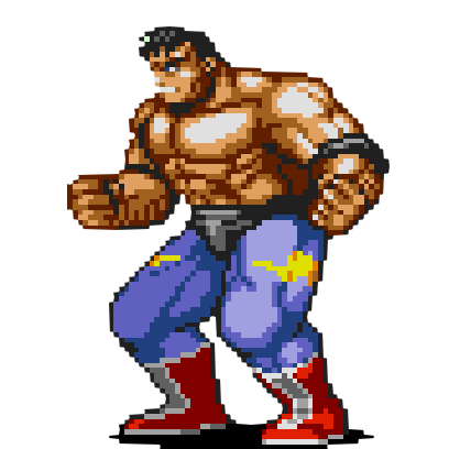 Streets of Rage 2 Classic messages sticker-8