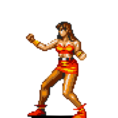 Streets of Rage 2 Classic messages sticker-4