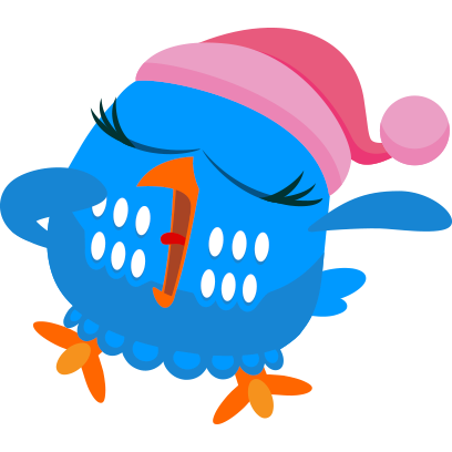 Lottie Dottie Chicken Official messages sticker-8