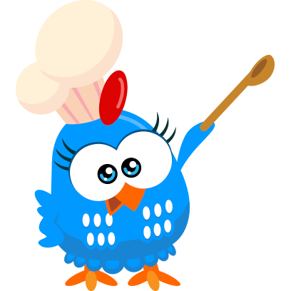 Lottie Dottie Chicken Official messages sticker-7