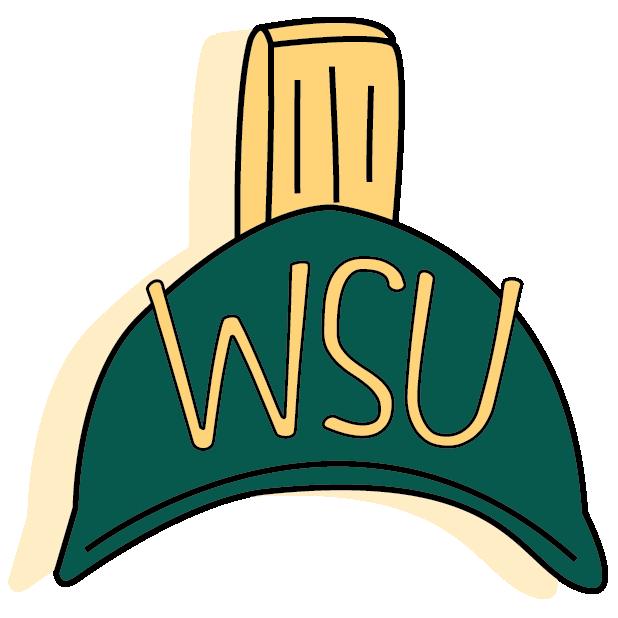 WSU Mobile messages sticker-4