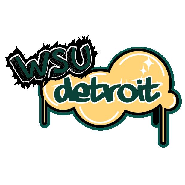 WSU Mobile messages sticker-3