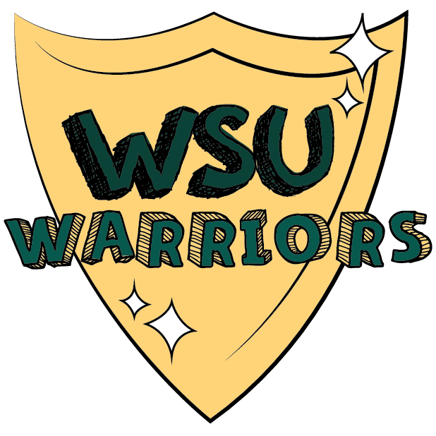 WSU Mobile messages sticker-7