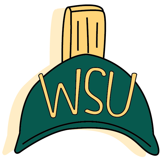 WSU Mobile messages sticker-4