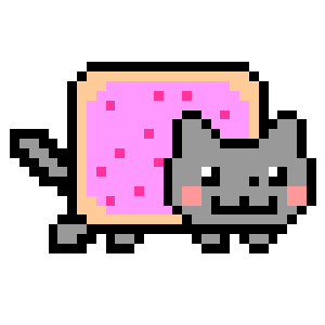 Nyan Cat: Lost In Space messages sticker-9