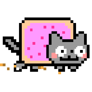 Nyan Cat: Lost In Space messages sticker-10