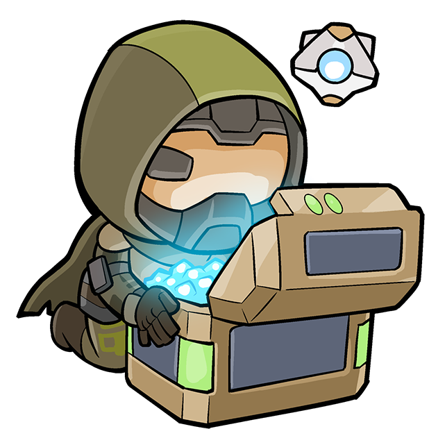 Destiny Companion messages sticker-9