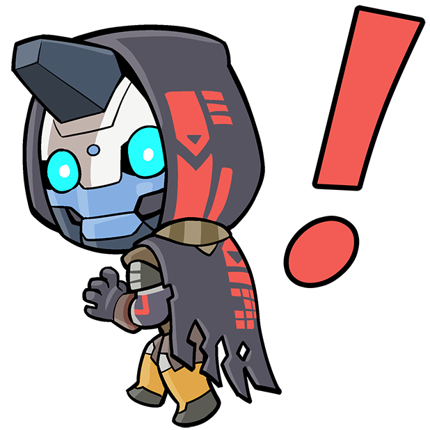 Destiny Companion messages sticker-2