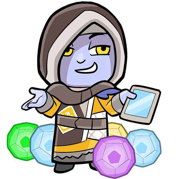 Destiny Companion messages sticker-4