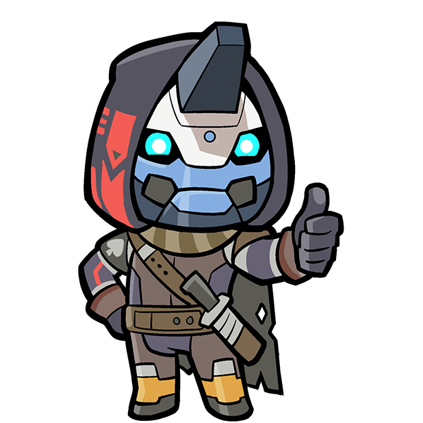 Destiny Companion messages sticker-3