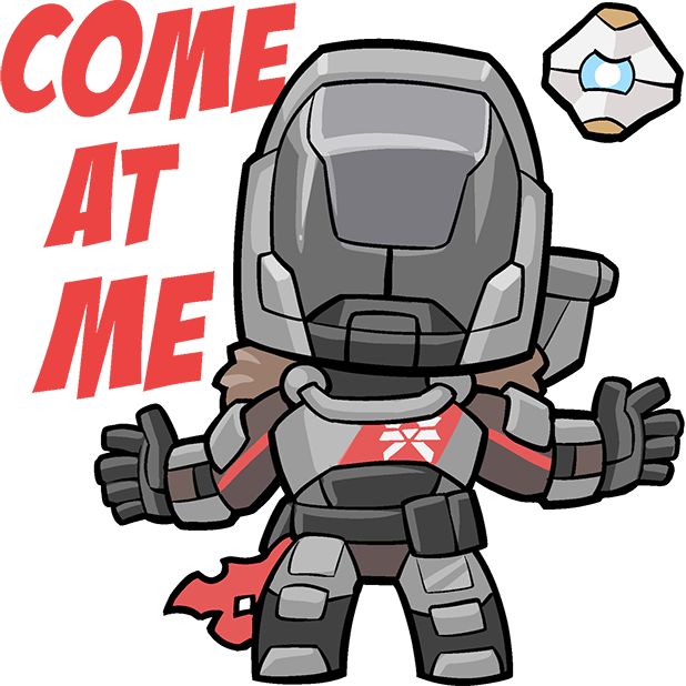 Destiny 2 Companion messages sticker-0