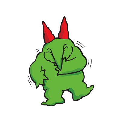 Just for Laughs Festival messages sticker-9