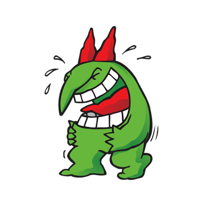Just for Laughs Festival messages sticker-11