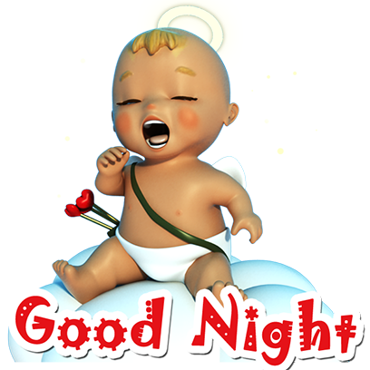 Talking Cupi HD messages sticker-9