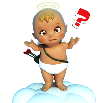 Talking Cupi HD messages sticker-5