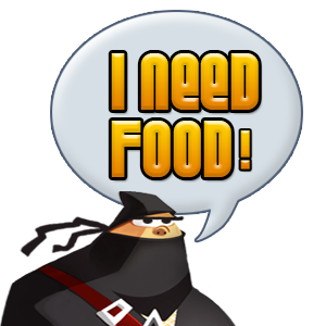 Ninja Fishing messages sticker-10