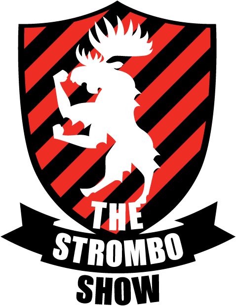The Strombo Show messages sticker-0