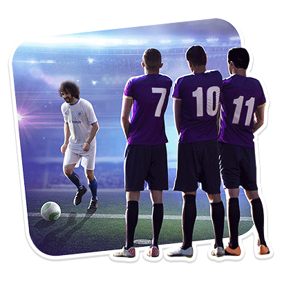 Top Eleven 2018 Soccer Manager messages sticker-7