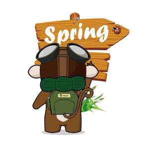 Spring Airlines messages sticker-9