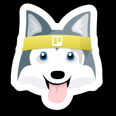 Trello — Organize anything! messages sticker-0
