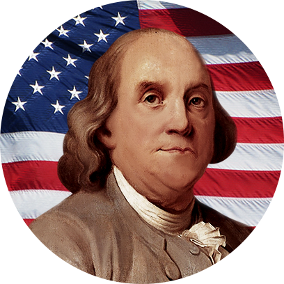 Texts From American Founding Fathers messages sticker-1