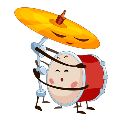 WeDrum - Drums, Real Drum Kit messages sticker-8
