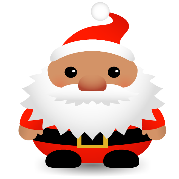Santa Decides messages sticker-8