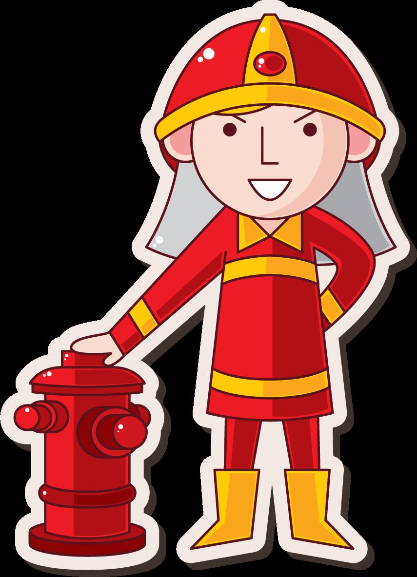 Whopping Fire Trucks - Fire truck fun for kids messages sticker-10