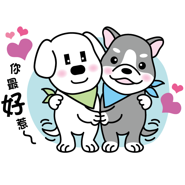 聯邦樂活APP messages sticker-1