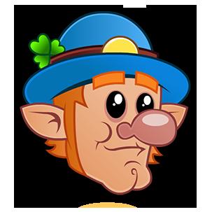 Lep's World Free - platformer games messages sticker-3