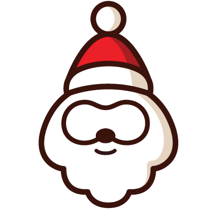 Finding Santa! messages sticker-1