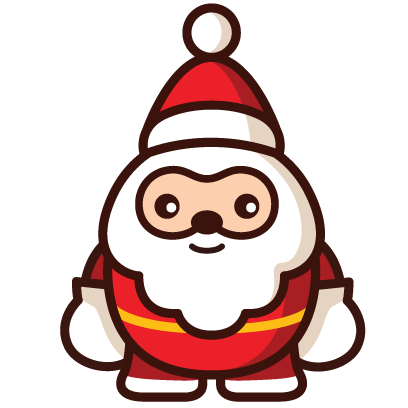 Finding Santa messages sticker-5