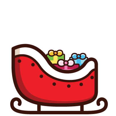Finding Santa messages sticker-7