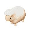 Tiny Sheep : Pet Sim on a Farm messages sticker-4