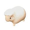 Tiny Sheep : Pet Sim on a Farm messages sticker-0