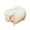 Tiny Sheep : Pet Sim on a Farm messages sticker-0