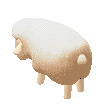 Tiny Sheep : Pet Sim on a Farm messages sticker-2
