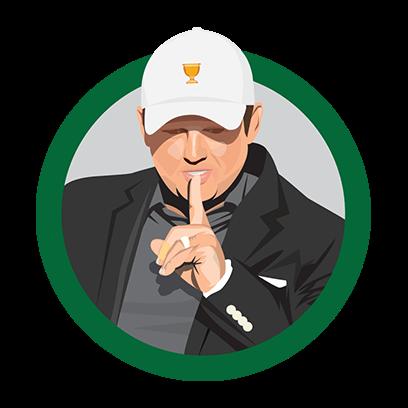 PGA TOUR Mobile messages sticker-0