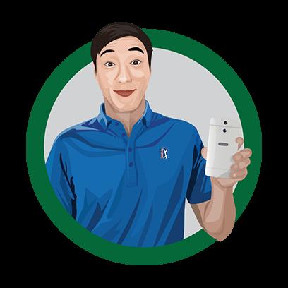 PGA TOUR Mobile messages sticker-4
