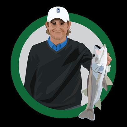 PGA TOUR Mobile messages sticker-2
