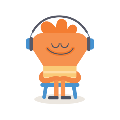 Headspace: Meditation messages sticker-0