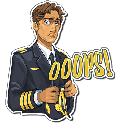 Airport City: Airline Tycoon Sim messages sticker-7