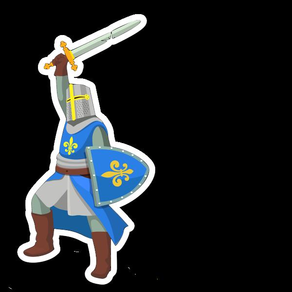 Kingdom Euphoria Conquest 3D messages sticker-4
