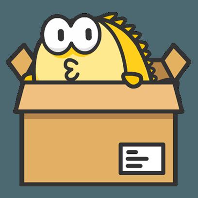 闲鱼-闲置二手母婴用品交易APP messages sticker-6