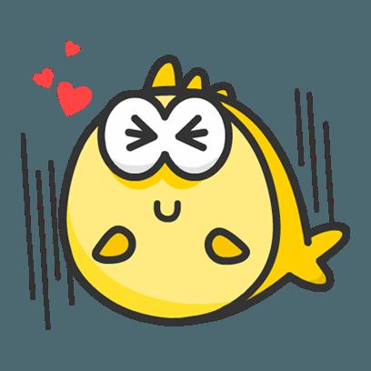 闲鱼-闲置二手母婴用品交易APP messages sticker-1