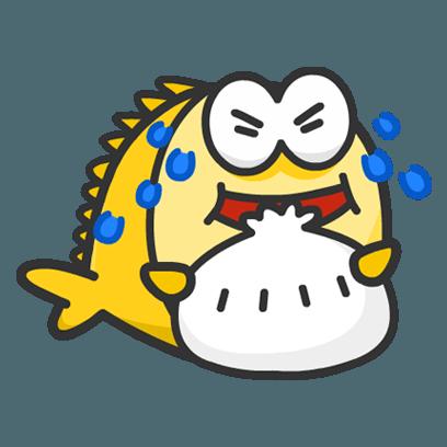 闲鱼-闲置二手母婴用品交易APP messages sticker-5